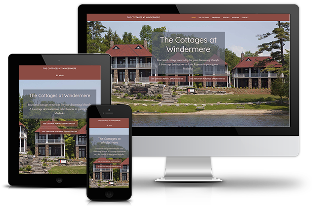 Responsive web design for small businesses and non-profits